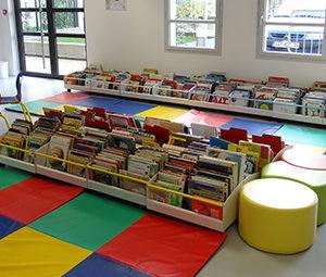Bibliothèque Saint Cyr (2)